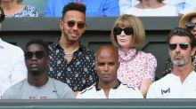 Justin Bieber jokes on Lewis Hamilton's Instagram that Anna Wintour looks like a supervillain