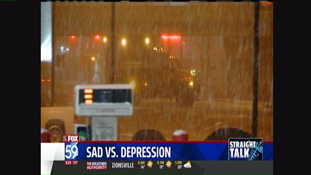 What Is The Difference Between Depression And Seasonal Affective Disorder?