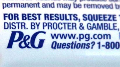 P&G quarterly results beat estimates