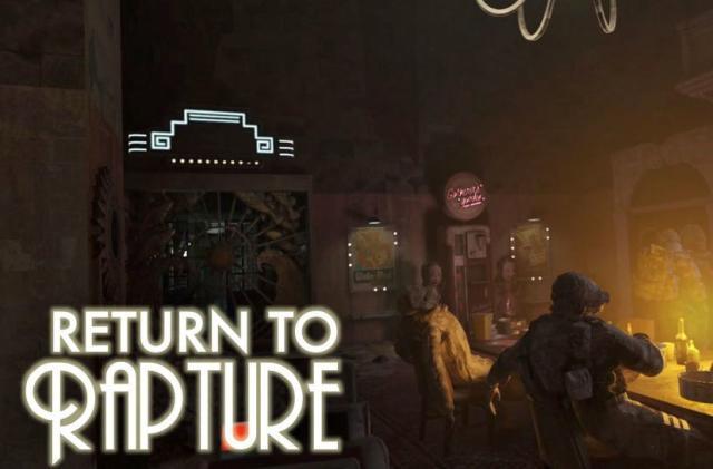 Modder brings the world of Bioshock to 'Half-Life: Alyx'