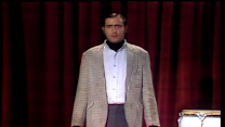 Andy Kaufman's Foreign Man