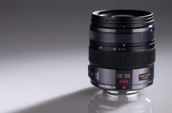 Panasonic launches 12-35mm Micro Four Thirds lens with constant f/2.8 aperture