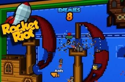 Rocket Riot launches on XBLA this fall
