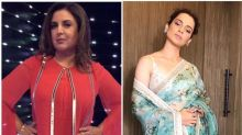 Farah Khan on slamming Kangana Ranaut for using the woman card: I have been misquoted