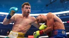 'Canelo' Alvarez stops Saunders to unify super middleweight titles