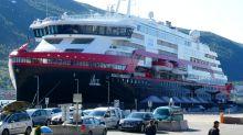 Corona-Ausbruch auf Hurtigruten-Schiff
