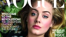 """Adele Covers March """"Vogue"""""""