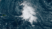 Tropical Storm Sebastien forms over Atlantic