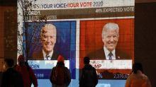 Comment franceinfo comptabilise les résultats de l'élection américaine