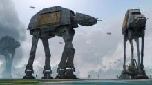 'Rogue One' Artist Doug Chiang on Early Concepts, His 781 U-Wing Drafts, and What Makes a Design Feel Like 'Star Wars'