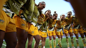 Aussie soccer creates blueprint for equal pay