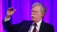 """Bolton: """"Cuando Trump desaparezca, todos se preguntarán cómo llegó al poder"""""""