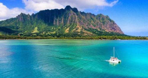 Tous sports - Toute la beauté de la nature filmée à Hawaii