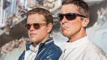 Matt Damon y Christian Bale prometen una de las películas del año con el tráiler de Le Mans '66