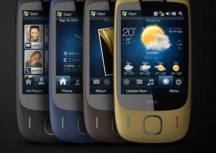 HTC Touch 3G revealed