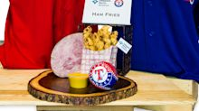 The Texas Rangers' new food menu is obscene, frightening and maybe mouth-watering
