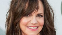 Sally Field: 'I didn't know I had a voice'