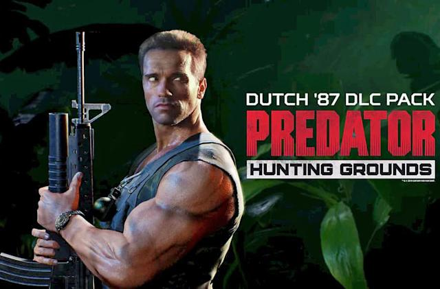 'Predator: Hunting Grounds' will let you play as young Arnie