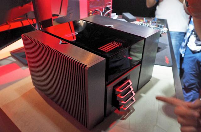 ASUS ROG unveils Avalon, a hassle-free approach to a DIY PC