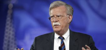Bolton's hawkish views face immediate tests