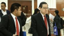 Guan Eng says prefers Central Spine Road over ECRL