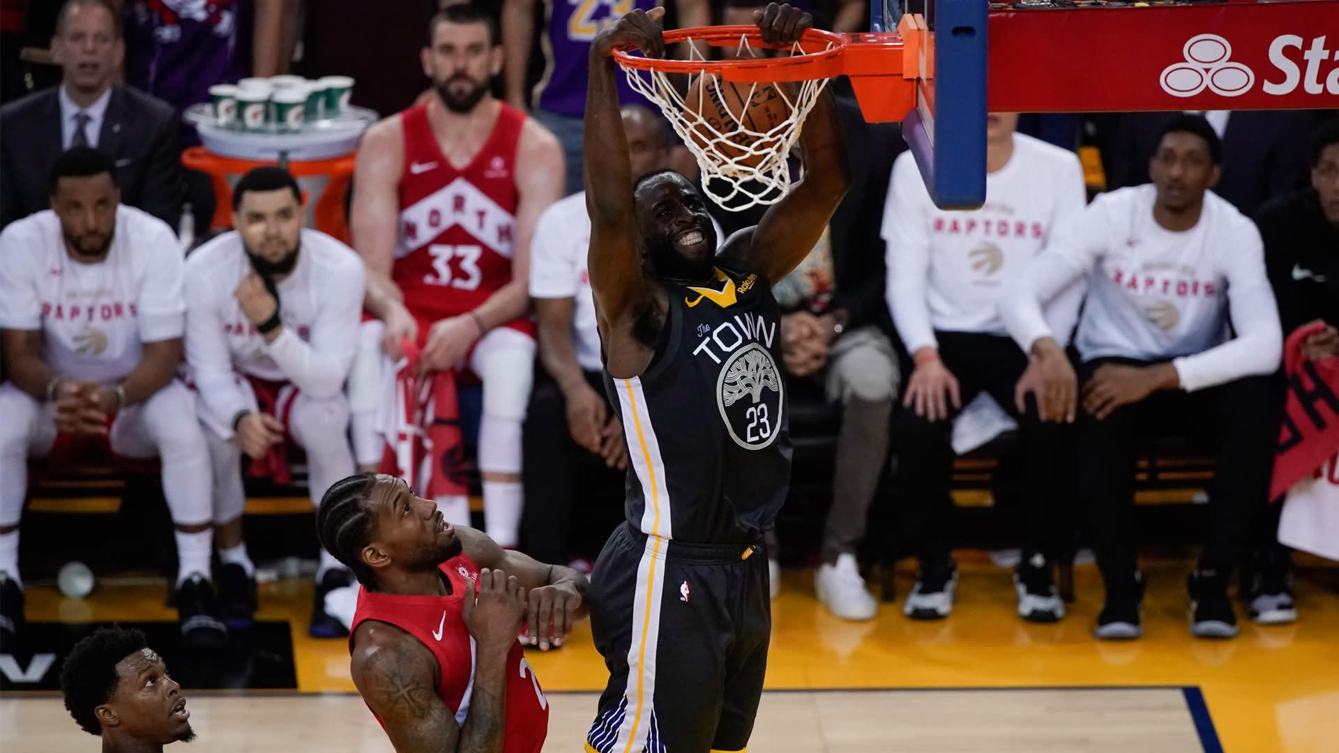 Why Jalen Rose believes Warriors will make NBA playoffs next season