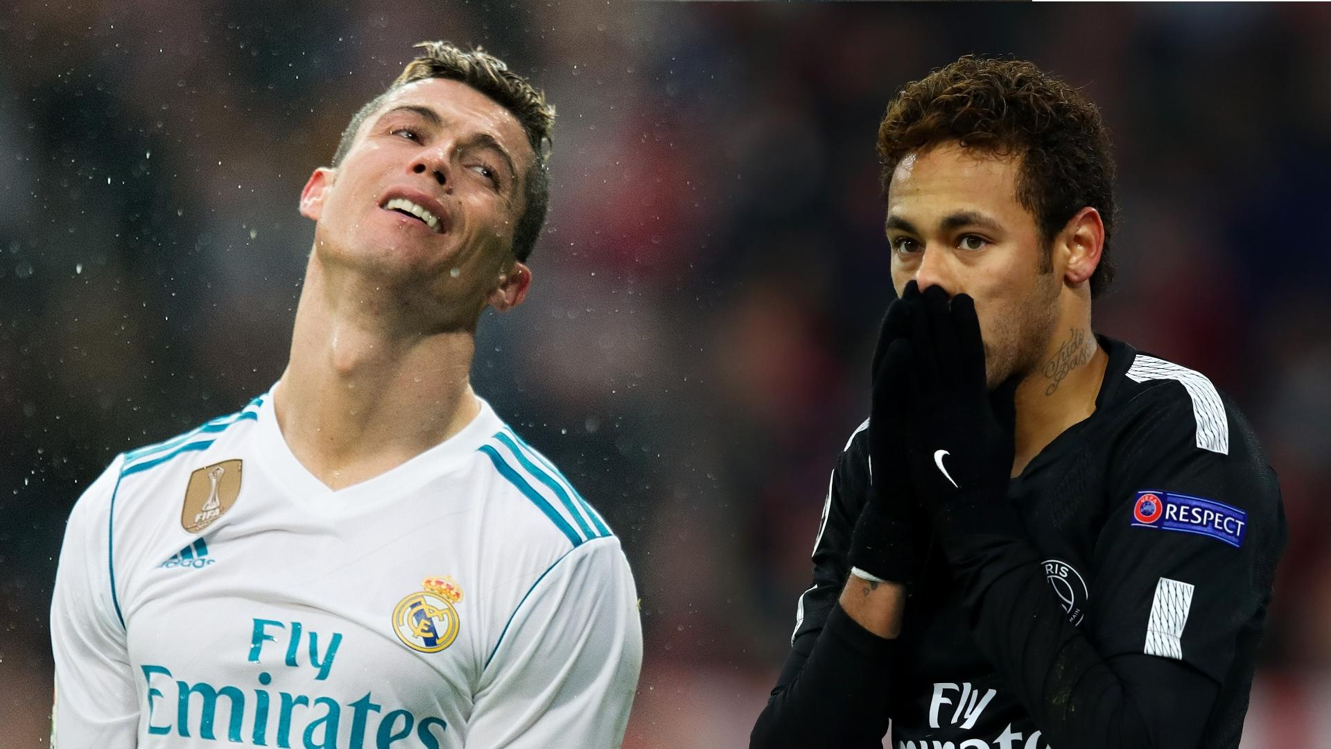 Neymar IN, But Does Cristiano Ronaldo Make Our Real Madrid