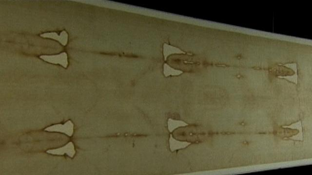 Shroud of Turin history disputed