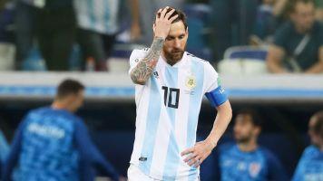 ¡No hay sorpresa! La lógica fue siempre que Argentina quede eliminada en primera ronda