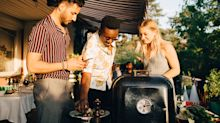 This affordable John Lewis gas BBQ is back in stock