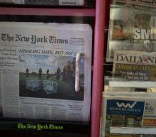 New York Times editorial board calls for Trump's impeachment