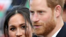 Meghan Markle stuns in classic black jacket and $300 trousers