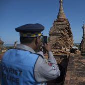 Myanmar weighs damage after earthquake rattles Bagan pagodas