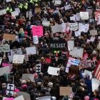 Women to march in hundreds of U.S. cities for third straight year