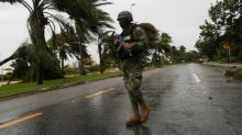 Hurricane Delta makes landfall on Mexico's coast