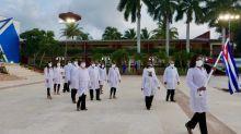 Cuba: départ des médecins cubains de Martinique sur fond de questions et polémiques