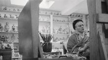 New photography book goes inside the studios of Frida Kahlo, Yayoi Kusama and Roy Lichtenstein