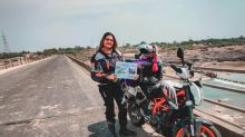Shifting the Gears on Patriarchy: Meet Vishakha Fulsunge, the Motovlogger Making Records