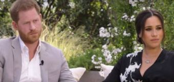 Harry reveals 'biggest fear' in Oprah preview