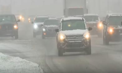 極地寒流襲美東 11月冷到像1月