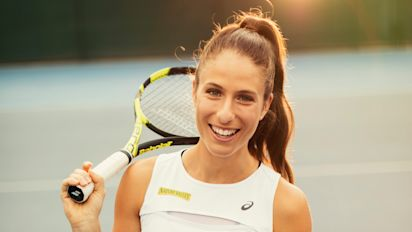 Johanna Konta: my ten food tips for fuelling your way to success