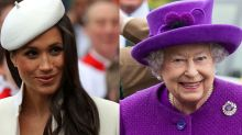 Will The Queen Approve Meghan's Wedding Dress?