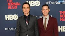 "Jim Parsons ""Not Engaged"" To Todd Spiewak"