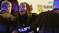 Protesters Arrested in Cleveland After Police Acquittal
