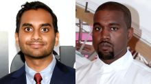 Aziz Ansari's Friendship With Kanye West Gives Us the Best Stories