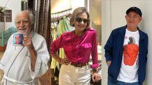 Hipster, tik-toker, politizado: os famosos com mais de 80 anos que bombam