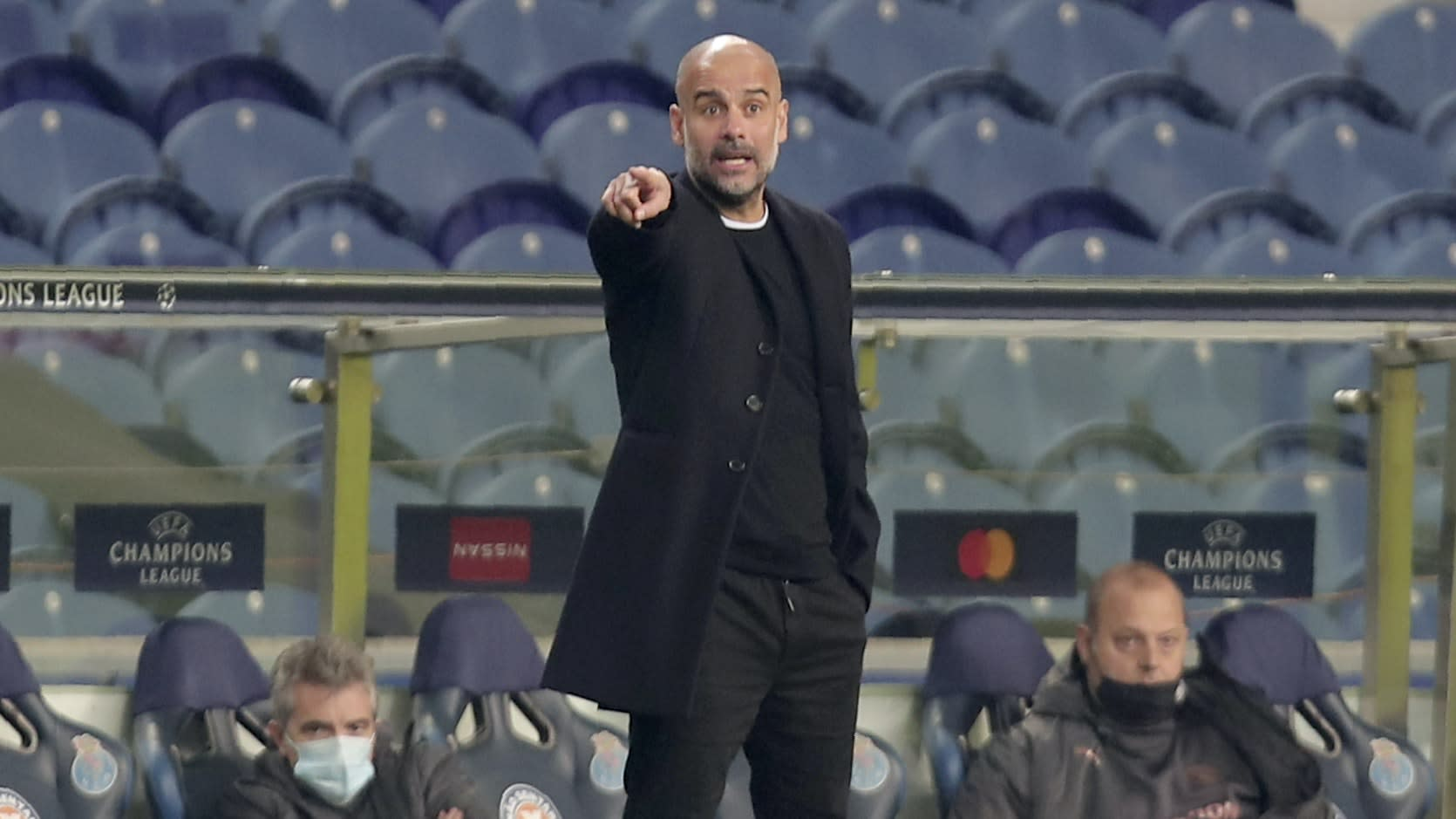 Pep Guardiola praises Manchester City's performance in Porto stalemate