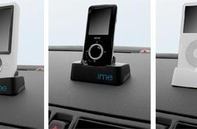 Integrated Mobile Electronics launches universal iMe Dock for your car