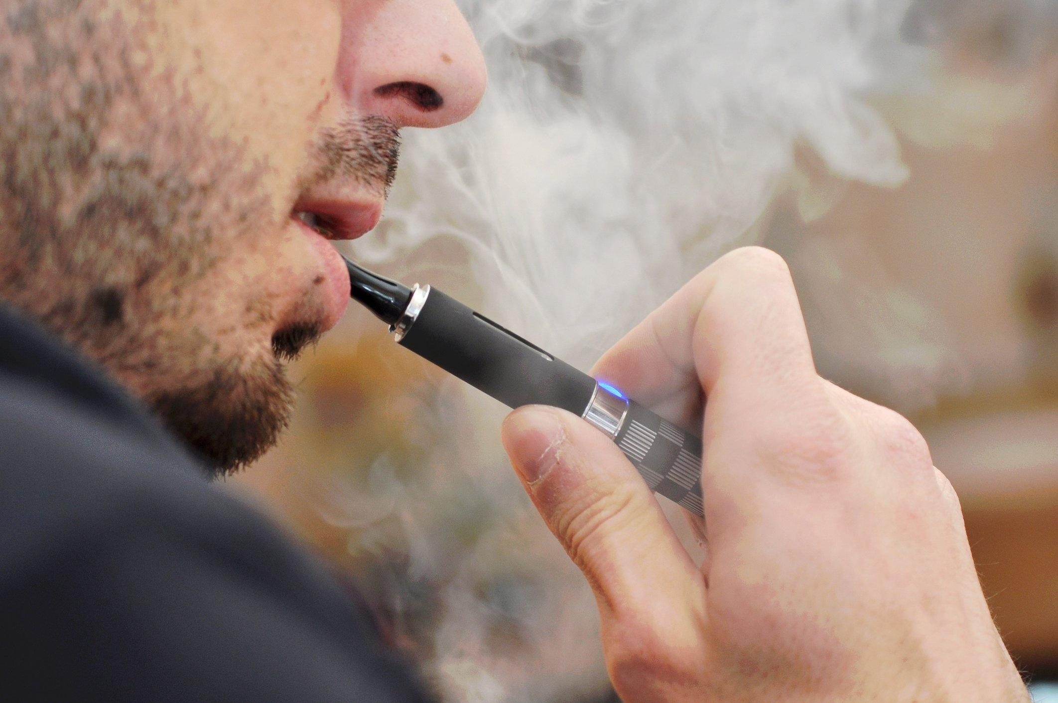 Vaping study shows illnesses most likely caused by