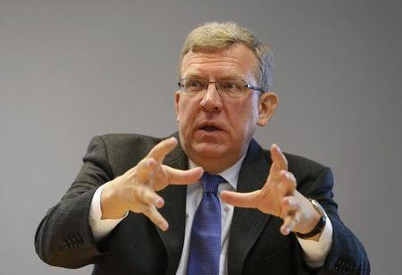 Russia's former Finance Minister Alexei Kudrin attends the Reuters Russia Investment Summit in Moscow